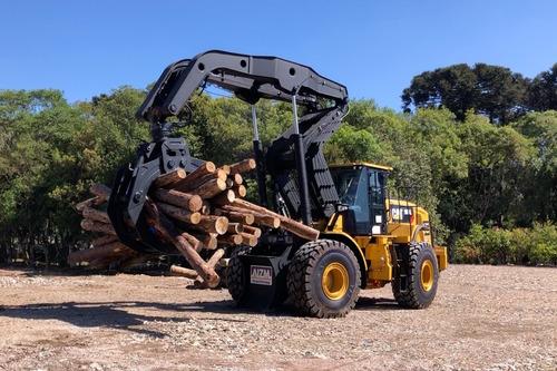 Timberlift Tl950 Manipulador Sobre Rodas