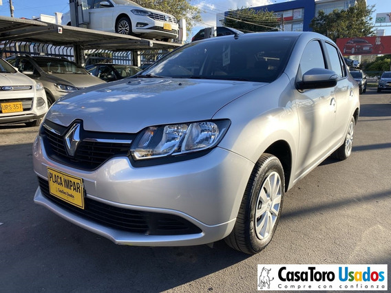 Renault Logan Expression At 1600cc 2019