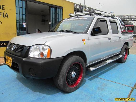 Nissan Frontier Doblecabina 2400cc Mt 4x2 Aa