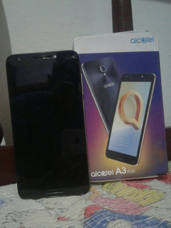 Celular Alcatel A3plus 5049e 16 Gb Cor Preto
