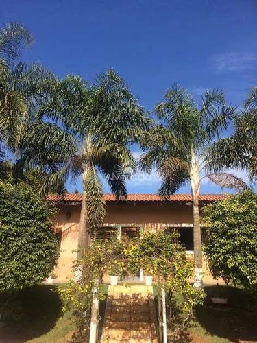Chácara Com 4 Dorms, Pinhal, Jarinu - R$ 850 Mil, Cod: Ch077 - Vch077