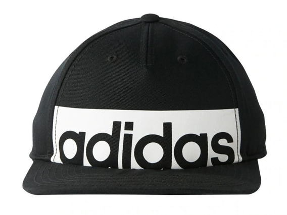 Gorra adidas Mujer Negro Casquillo Lineal Clásico S98157
