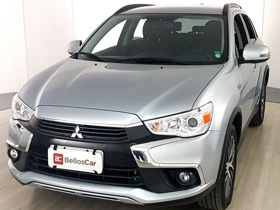 Mitsubishi Asx 2.0 4x4 Awd 16v Flex 4p Automático 2017/2...
