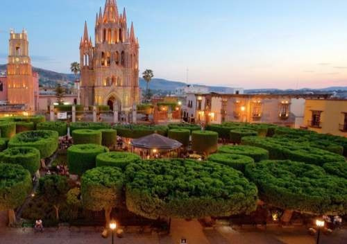 Venta Terreno Residecial En San Miguel De Allende