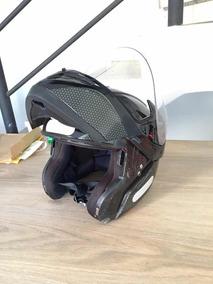 Vendo Capacete Moto Articulado Mt Optimus Sv Viseira Solar