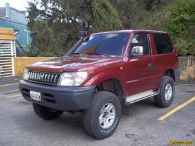 Toyota Merú Rustica