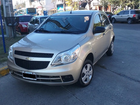 Chevrolet Agile 2012 1.4 Ls Excele Titul $ 170000 1561213898