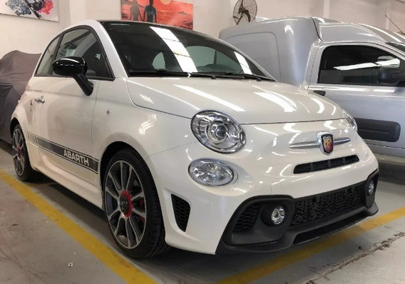 Off Sale 500 Abarth 1.4 0km $343.900 Y Entrega Inmediata C-