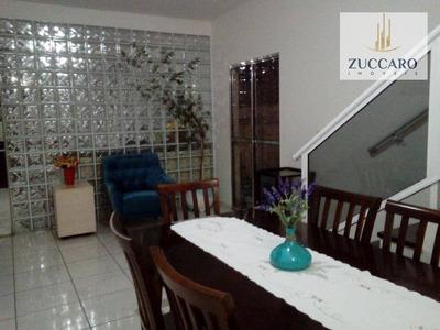 Estuda Permuta Em Apartamento - Sobrado Com 3 Dormitórios À Venda, 170 M² Por R$ 750.000 - Jardim Paraventi - Guarulhos/sp - So3989