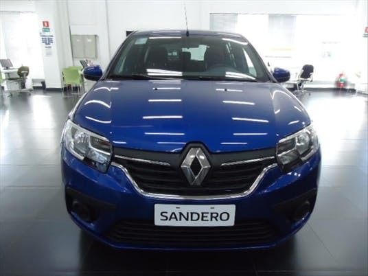 Sandero Zen 1.6 ( Mec ) 2020 0km - Racing Multimarcas