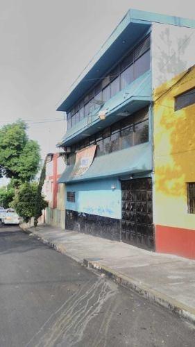 Edificio En Venta, Oriente 37 8, Peñón De Los Baños, Del. Venustiano Carranza Cdmx