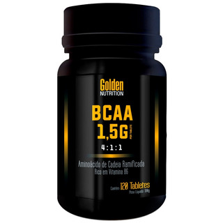 Bcaa 1,5g - 120 Tabletes - Golden Nutrition