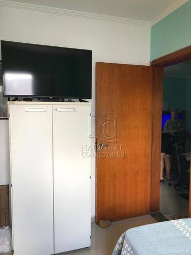 Apartamento Com 2 Dormitórios À Venda, 65 M² Por R$ 320.000,00 - Vila Curuçá - Santo André/sp - Ap11584