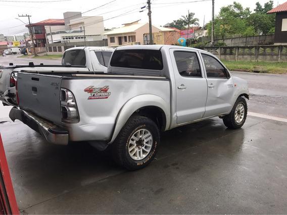 Sucata Venda Em Peças Toyota Hilux 3.0 4x4 Mec 2014