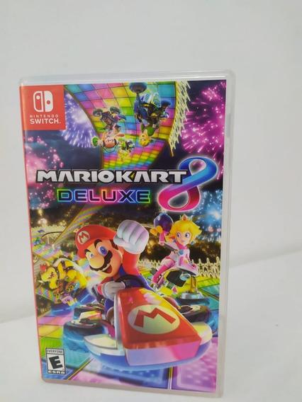 Jogo Mario Kart 8 Deluxe Original Nintendo Switch 0003