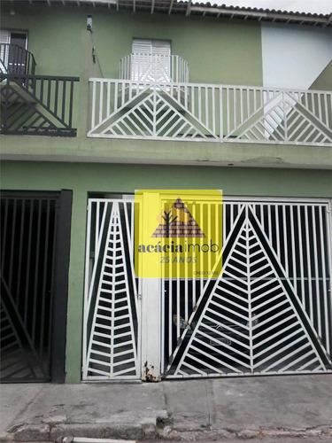 Imagem 1 de 16 de Sobrado À Venda, 125 M² Por R$ 420.000,00 - Jardim Ipanema (zona Oeste) - São Paulo/sp - So1544