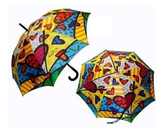 Paraguas Sombrilla Romero Britto A New Day