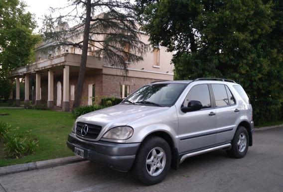 Mercedes Benz Ml 270 Turbodiesel 4x4 Luxury 1a. Mano
