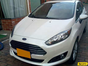Ford Fiesta, Sedan Titanium