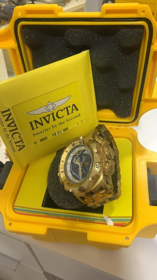 Relógio Invicta Venom Hybrid - Original Completo