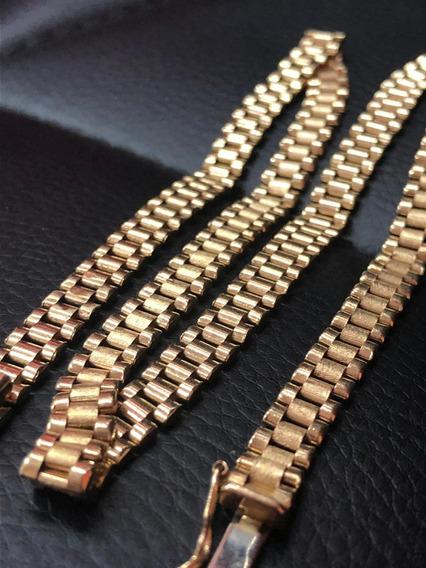 Cadena Rolex 14k (gargantilla, Collar)