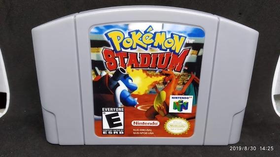 Pokemon Stadium 64 N64 Original
