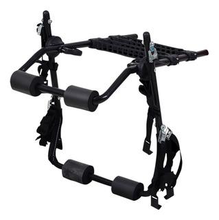 Soporte Para Bicicleta Silverline Ciclismo Automovil Negro