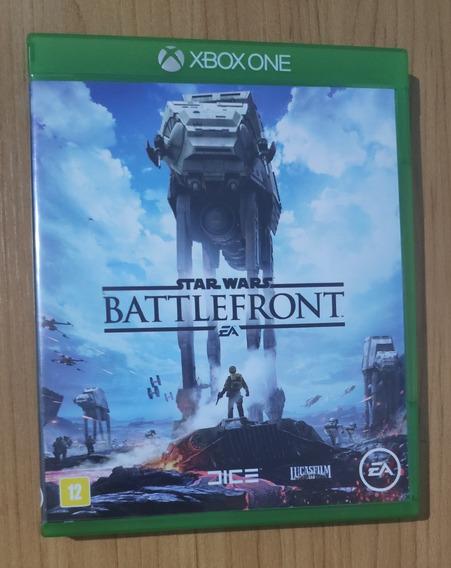 Star Wars Battlefront - Xbox One Mídia Física Usado