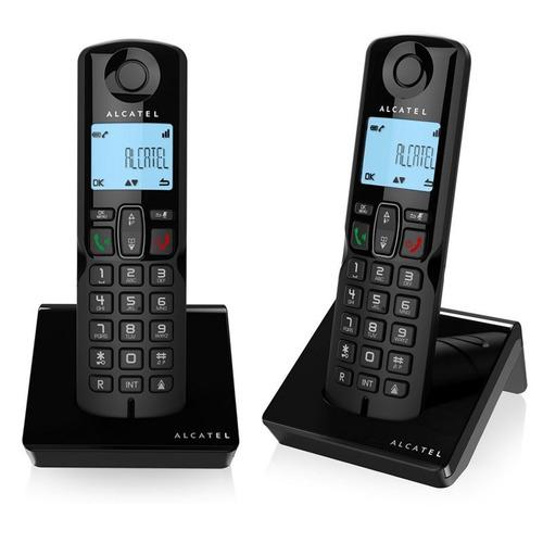 Telefono Alcatel S250doble Handie Identificador Altavoz