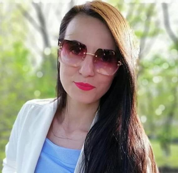 Óculos Feminino Quadrado