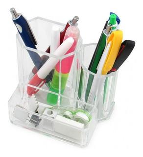 Organizador De Escritorio Portaesferos En Plastico