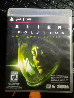 Alien Isolation (usado) Ps3