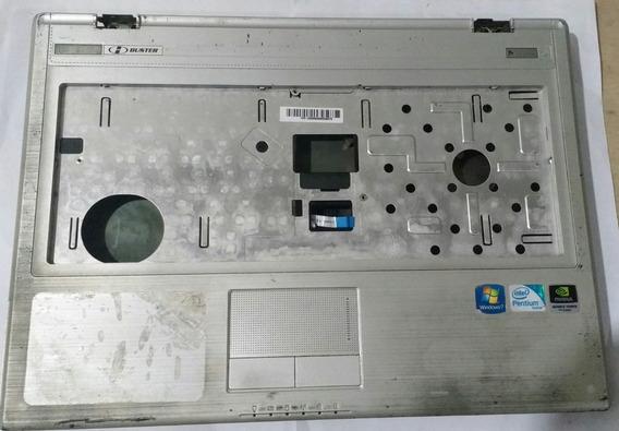 Carcaça Superior Inferior Notebook Buster Hbnb-1401-100