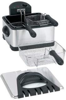 Maxam 4qt Electric Deep Fryer [kitchen]
