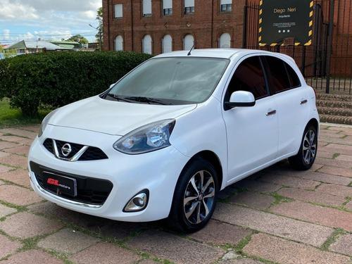 Nissan March Advance 2018 (( Gl Motors )) Financiamos En $