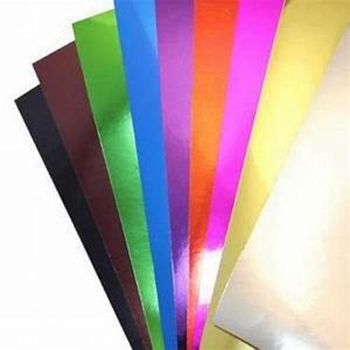 Catulina Metalizada Tamaño Carta Pack 20 Unidades