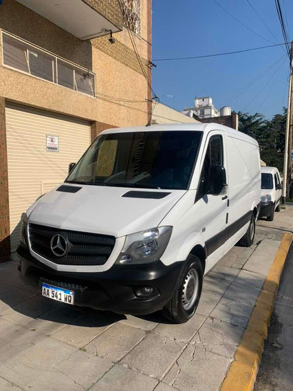 Mercedes-benz Sprinter 2.1 415 Furgon 3665 150cv Tn V2 2016