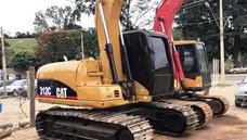 Escavadeira Caterpillar 312cl Ano: 2006