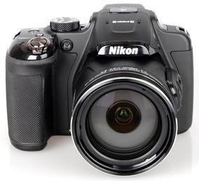 Câmera Semi Profissional P610 Nikon