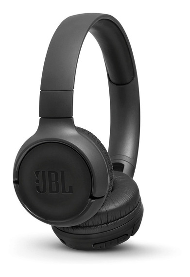Headphone Bluetooth Fone Jbl T500bt Tuno Alta Performance