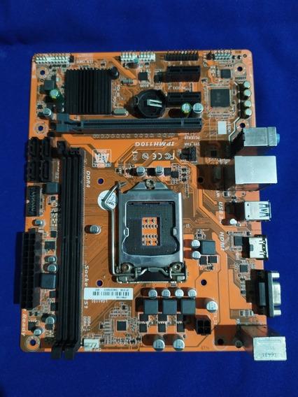 Placa Mãe Pcware Ipmh110g 1151 Intel 7ª Geração (defeito)