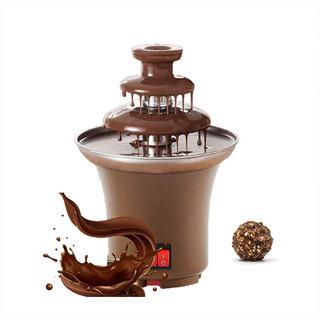 Fuente De Chocolate Mini Máquina Fusión Eléctrica 1.5-2 Lbs