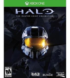 Halo The Master Chief Collection Para Xbox One Original