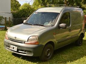 Renault Kangoo Furgon Con Asientos Diesel 1.9