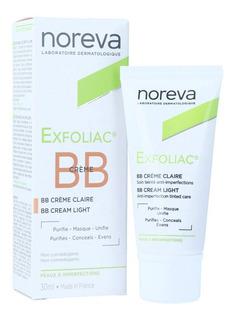 Exfoliac Crema Anti-imperfecciones Noreva Tono Claro 30 Ml