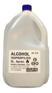 Alcohol Isopropilico 5l Al 99.7% Desinfectante
