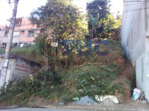 Imagem 1 de 10 de Terreno Pronto P/ Construir A Ac 75 Mil Entrada  + Parc- João De Barro -sbc - 9154