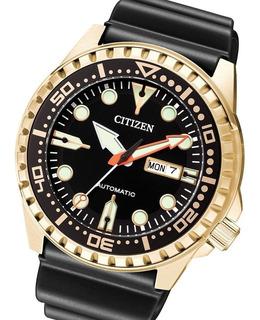 Reloj Hombre Citizen Nh8383-17e Automatico Agente Oficial M