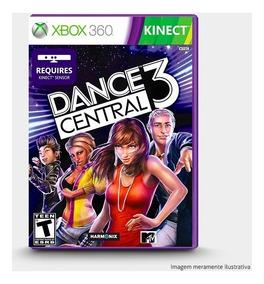 Dance Central 3 - Original Xbox 360 - Novo