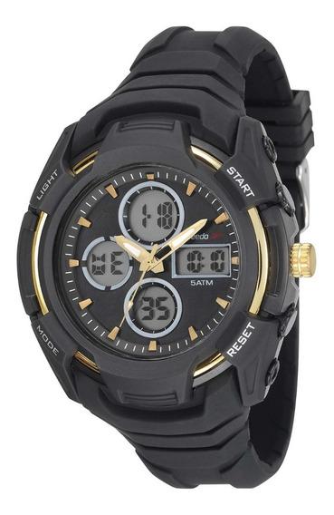 Relógio Speedo Masculino 81166goevnv1 Ana Digi